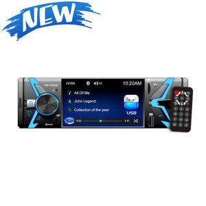 Soundstream VM-430HB 1 DIN MICRO SD USB AUX MP3 Digital Media Player Bluetooth