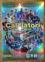 MAXI CARD ALBUM CALCIATORI  COLLEZIONE PANINI 2014/15