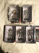 Lot Iron Man Mark Eaglemoss
