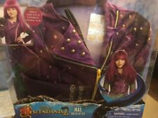 NIB Disney Descendants 2 Dress Up Set - Mal. ~ Free Shipping!