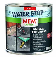 MEM Water Stop 1 Kg // Universalabdichtung // Dichtmasse // Flexibel // Grau