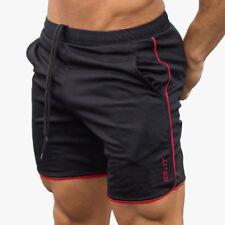 Мужские спортивные тренировочные Бодибилдинг летние спортивные шорты тренировки фитнес короткие штаны