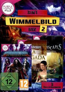 3-in-1 Wimmelbild Box 2 (NEU)