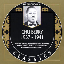 CHU BERRY 1937-41 CLASSICS CD NEW SEALED LONG OUT OF PRINT