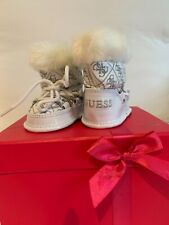 Guess baby boots - foot length 8 cm NEW