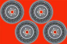 Original Alfa Romeo Felgen Satz Stahl Stahlfelgen 75 6,5 J x 14  LK 98 5 Loch