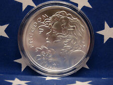 Silver Shield 2015 Freedom Girl Uncirculated 1oz .999 Fine Solid Silver Coin USA