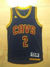 Kyrie Irving Cleveland Cavaliers Adidas Swingman Trikot Jersey NBA blue blau S