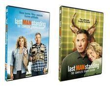 Last Man Standing Season 7 &  Season 8 (DVD, 6-Disc Set) Fast Shipping US Seller