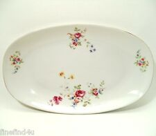 "CHODZIEZ Poland #63650 13"" Oval Serving Platter Floral"