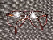 a569cfad69 LOZZA USA MADE IN ITALY MOD 3021 MEN S BROWN EYEGLASSES FRAMES 58 14 145