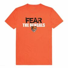 Buffalo State College Bengals NCAA Fear Tee T-Shirt Orange