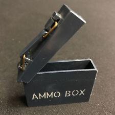 VINTAGE ACTION MAN 1960's SAILORS BLUE NAVY AMMO BOX