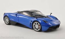 MOTORMAX PAGANI HUAYRA BLUE 1/18 DIECAST CAR 79160BL