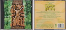Walt Disney GEORGE OF THE JUNGLE Original Soundtrack 1997 CD Weird Al Yankovic