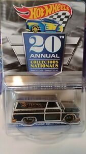 Hot Wheels 20th Annual Collector Nationals '64 GMC Panel