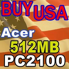 512MB Acer Aspire 1310LC 1310XC 1312LC MEMORY RAM