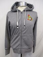 Ottawa Senators Women's Medium Touch Full Zip Sparkle Hoodie NHL A15