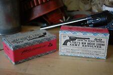 Reproduction vintage UMC .45 Colt Cartridge Box
