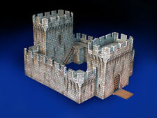 MINIART #72004 Medieval Fortress in 1:72