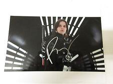 Felicity Jones - Rogue One: A Star Wars Story Autogramm 20x25 Foto mit COA