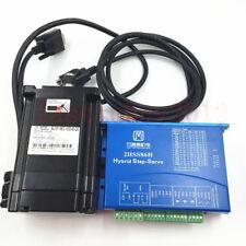 8.5NM NEMA34 Hybrid Closed Loop Stepper Motor Drive Kit System 5A Encoder 2ph