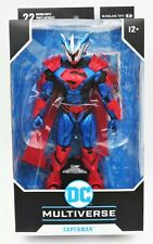 McFarlane Toys DC Multiverse Superman: Unchained Armor