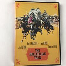 The Hallelujah Trail DVD Burt Lancaster Lee Remick Donald Pleasance 1965