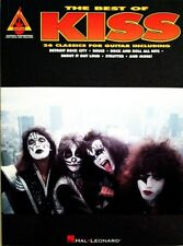 KISS GUITAR TABLATURE / ***BRAND NEW*** / KISS GUITAR TAB SONGBOOK