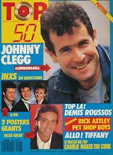 TOP 50 113 (2/5/88) JOHNNY CLEGG A-HA FELIX GRAY SAMPAN