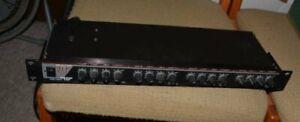 Audio Logic AL 440 Quad 4 channel Rack Mount Noise Gate tested/working