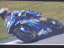 Photo Fortuna Gauloises Tech3 Yamaha YZR-M1 2004 #17 Norick Abe (JPN)