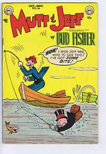 Mutt and Jeff #66 DC  Pub 1953