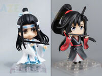 Grandmaster of Demonic Cultivation Wei Wuxian Lan Wangji PVC Figure Model Toy