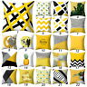 Pineapple Leaf Pillow Case Sofa Car Waist Throw Cushion Cover Home Decor 45×45cm