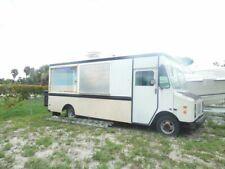 20' Grumman Olson P30 Step Van Kitchen Food Truck / Mobile Kitchen Unit for Sale