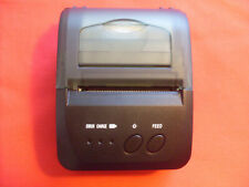 Mini Thermal Printer Bluetooth or Cable Connectivity