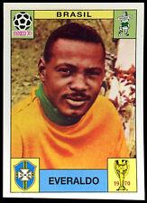 Brasil Everaldo #31 World Cup Story Panini Sticker (C350)