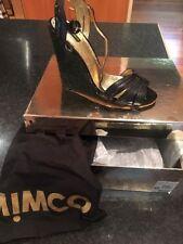 Mimco Women's Leather Platforms & Wedges Heels
