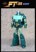 Transformers G1 Fans Toys FT-22 Koot Masterpiece Kup in USA NOW!