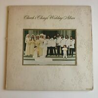 Cheech & Chong's Wedding Album Vinyl LP Record 1st Edition 1974 Original Release