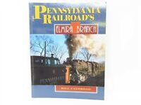 PRR Pennsylvania Railroad's Elmira Branch by Bill Caloroso ©1993 SC Book