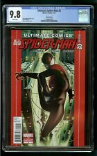 ULTIMATE SPIDER-MAN #2 CGC 9.8 APPEARANCE MILES MORALES SPIDER-VERSE 3rd PRINT