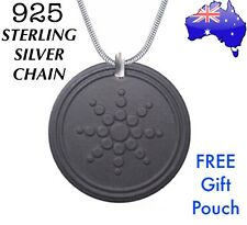 Scalar Energy Pendant   Japanese Quantum Technology Protects Biofield Naturally!