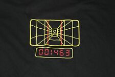Star Wars X-Wing Trench Run Targeting Computer HUD T shirt TSHIRT BLACK M-XXL