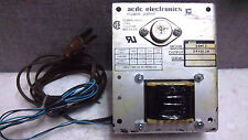 EMERSON ACDC ELECTRONICS POWER SUPPLY ECV 24N1.2 USED 24N12