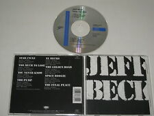JEFF BECK/IL AND BACK(EPIC 477781-2) CD ALBUM