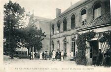 LA CHAPELLE ST MESMIN près Orléans Hôpital 48 Bureaux des Entrées Infirmière