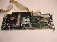 AWARD PCI/PNP 686 PCI-749S-VL2 SINGLE BOARD w/ CPU 2.2GHz, 256MB MEMORY (Repair