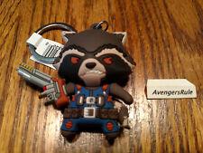 Marvel Avengers Infinity War Collectors Figural Keyring Series 1 Rocket